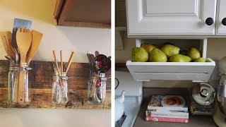 20 Easy DIY Hacks For Modern Kitchen