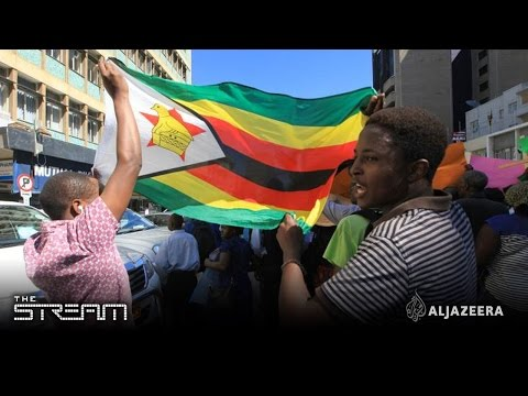 The Stream - Zimbabwe's #ThisFlag