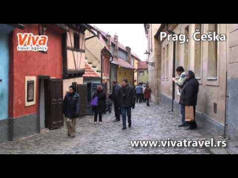 Put u Prag - Viva travel