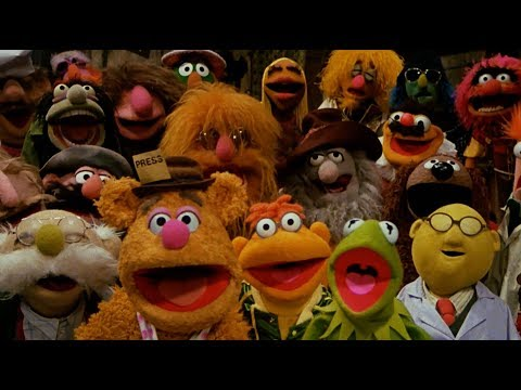 Muppet Sing Along | Happiness Hotel | The Muppets