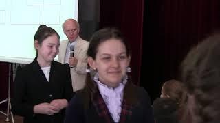 Урок Ш. А. Амонашвили на семинаре в Киеве 2013 - 3