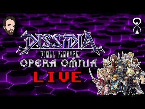 Dissidia Final Fantasy Opera Omnia ~ Ch7 Release!