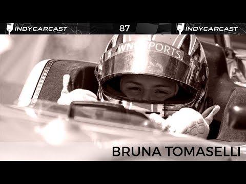 [INDYCARCAST] #87 - ESPECIAL COM BRUNA TOMASELLI