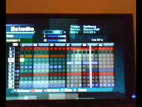 MTV Music Generator 3 XBOX My firts Song REMIXED