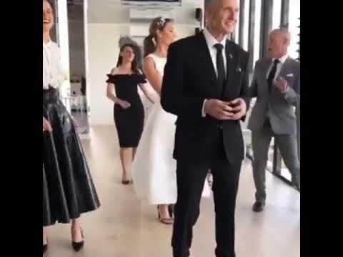 Bruce mcavaney dancing