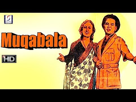 Muqabala - Fearless Nadia, Yakub, Agha - Classical Hit Movie - HD