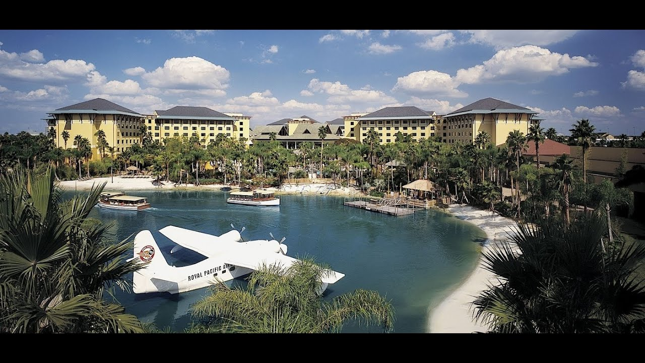 Lowes Royal Pacific Resort Orlando Review Youtube