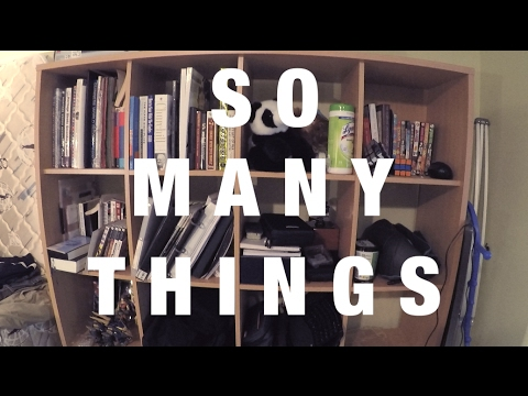 MINIMALISM - How to become a Minimalist - DECLUTTER!!