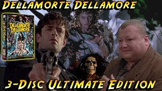 Dellamorte Dellamore (1994) - 3-Disc Ultimate Edition Unboxing