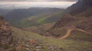 旅する鈴木462border of lesotho and south africa lesotho