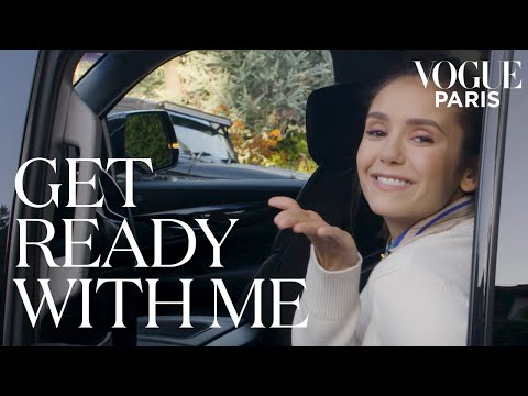 Nina Dobrev from Vampire Diaries invites us into her home in  LA | Get Ready With Me | Vogue Paris