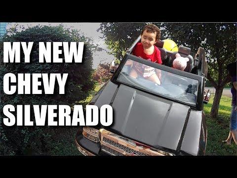 Zee's New Car