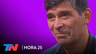 La vida de un argentino que vivió como ilegal en Estados Unidos durante 19 años | HORA 25