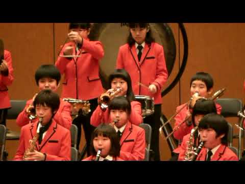 Korean Elementary School Wind Ensemble!!