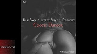 Disko Boogie ft. Luigi The Singer, Constantine - Private Dancer [Prod. By Disko Boogie, GX3] [New 20