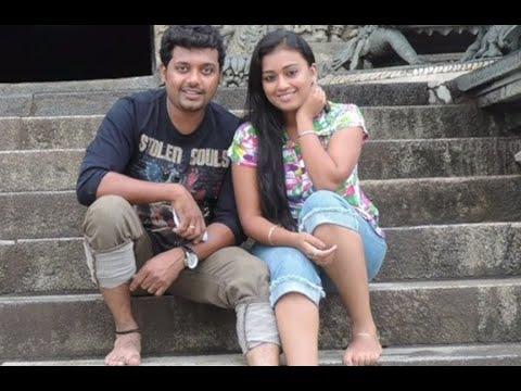 Pranayam Actress Varada (Lekshmi) With Husband