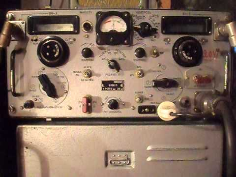 Радиоприёмник Р-375 (Кайра)