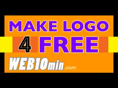 How To Make A Logo In 10 Minutes For My Business Free