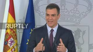 Spain: Spanish PM calls for snap elections following budget bill