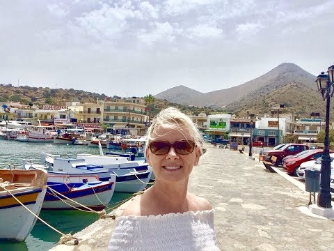 With Love: From Agios Nikolaos, Crete (Greece), May 2018!