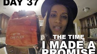 The Time I Made a Promise (Day 37)