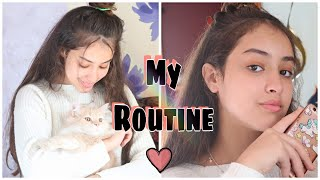 MA VRAIE ROUTINE HIVER 2019 😍😎 !! Dreamy Yass