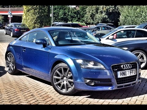 Audi TT 3.2 V6 S Tronic Quattro 3dr for Sale at CMC-Cars, Near Brighton, Sussex