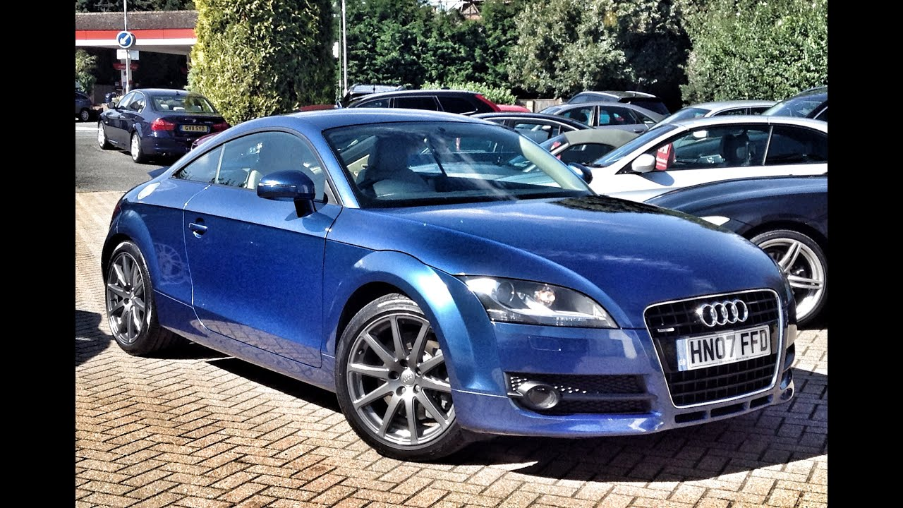 audi tt 3 2 v6 s tronic quattro 3dr for sale at cmc cars. Black Bedroom Furniture Sets. Home Design Ideas