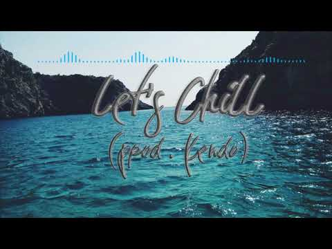 "Anthony Russo - California Type Beat | Smooth Chill Rap Instrumental | Summer Beat | ""Let's Chill"""