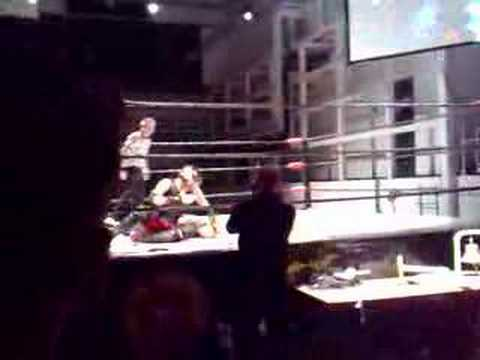 Danish Wrestling at SNDS Crash - Part1