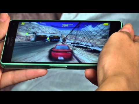 Sony Xperia Z3 Compact - отличная эргономика, высокая производительность