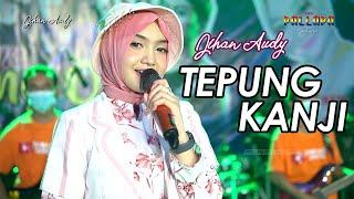 Download lagu JIHAN AUDY - Aku Ra Mundur TEPUNG KANJI | NEW PALLAPA