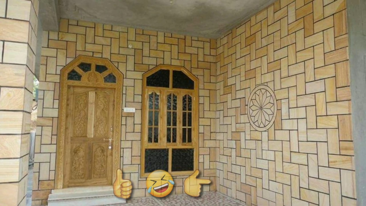 9 Outstanding Indian house exterior wall tiles design ...