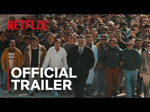 Netflix presenta el interesante tráiler de SANPA