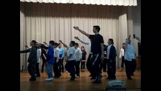 Teaching The Nutcracker 2009 -- In One School Day!