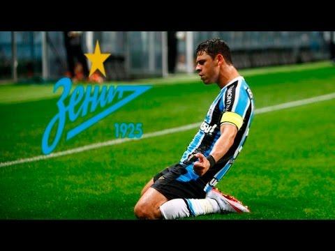 Giuliano - Welcome to Zenit - Skills & Goals 2016 HD