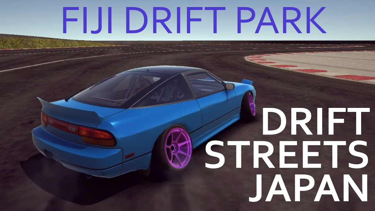 Fiji Drift Park Drift Streets Japan Youtube