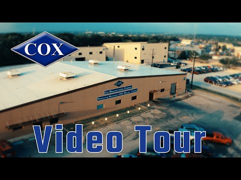 Cox Manufacturing Virtual Shop Tour: Exploring CNC Swiss And Screw Machined Products & Services