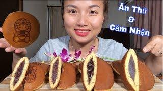 🇯🇵Ăn Vặt Nhật Bản: Bánh Rán Truyện Doremon - Bánh Rán Dorayaki Nhân 4 Vị #247