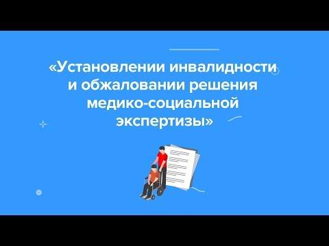 Инструкция по медико-социальной экспертизе (МСЭ) при установлении инвалидности