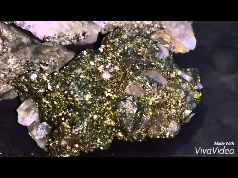 Cuarzo con oro youtube for Como es una beta de oro