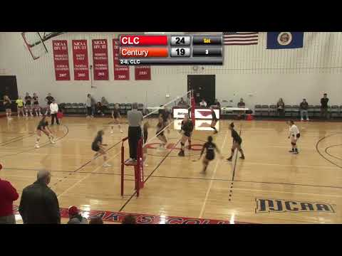 Central Lakes College Volleyball vs Century College 10-12-19 3PM