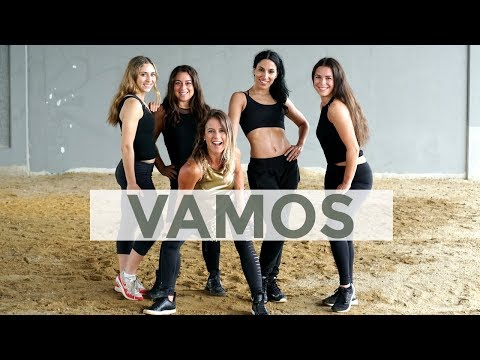 Vamos Official Choreography, By Badal Feat. Dr. Zeus & Raja Kumari Carolina B