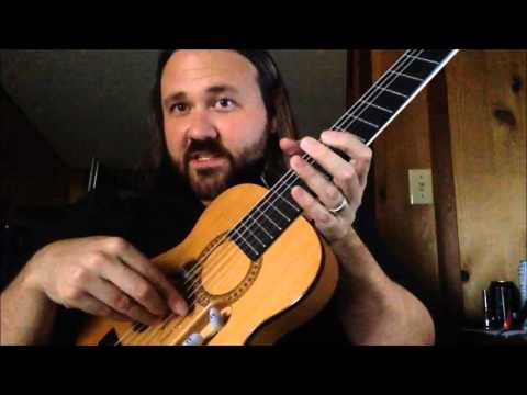 "Review: Traveler Guitar ""Escape Classical"""