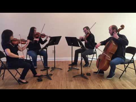 A Whole New World - string quartet