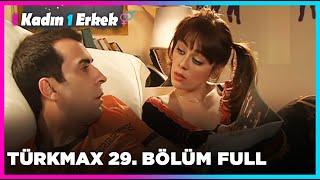 1 Kadın 1 Erkek || 29. Bölüm Full Turkmax