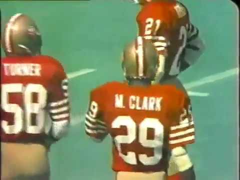 1984 San Francisco 49ers @ Philadelphia Eagles