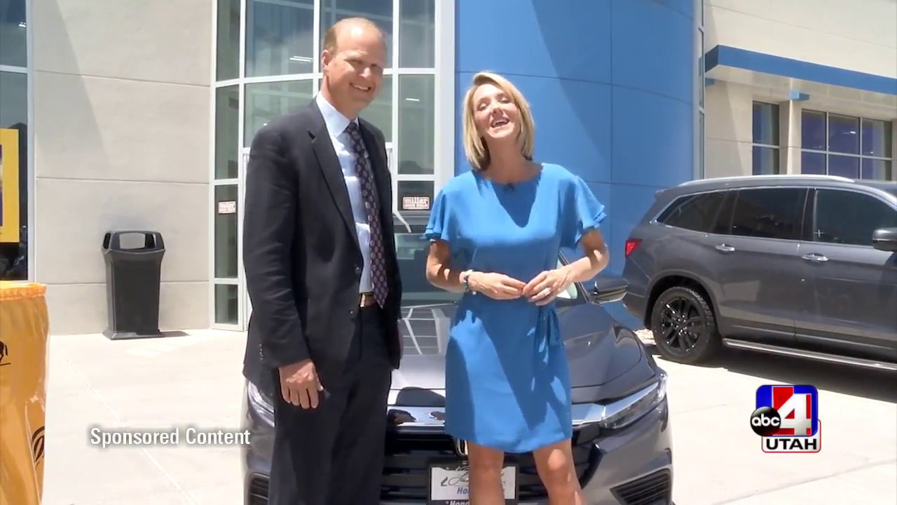 Larry Miller Honda >> New 2019 Honda Insight Review Test Drive Larry H Miller Honda Murray