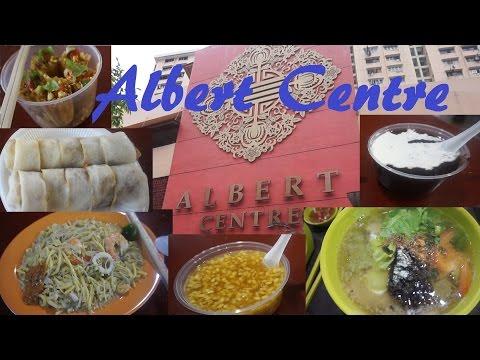 Albert Centre.Angel Horse Teochew Fish Soup, Yu Ji Hokkien Mee & Zheng Xing Mei Shi.