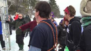 Nbhl Stars Take A Freezing Dip For Special Olympics